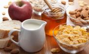 un desayuno para estudiantes