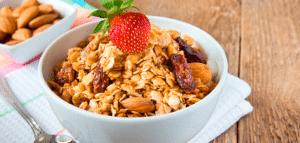 Desayunos para aumentar el metabolismo.