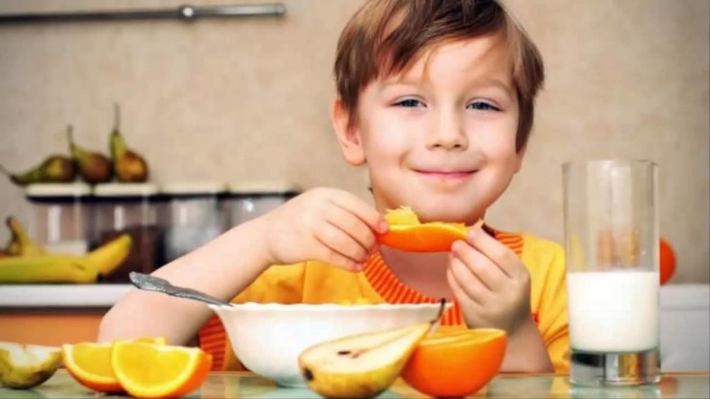 desayunos nutritivos para niños