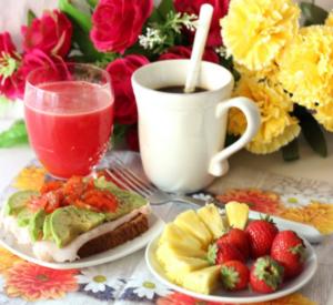 Recetas Desayunos para celíacos