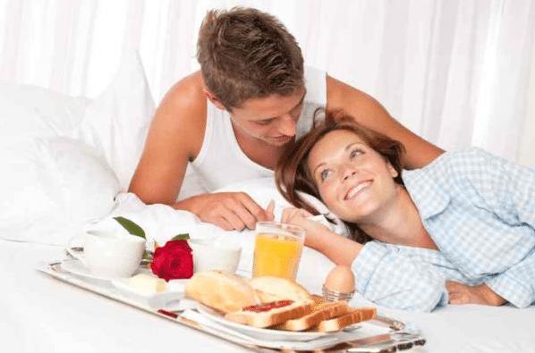 Desayunos para Enamorar