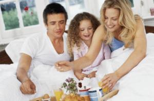 Desayunos para el día de la Madre