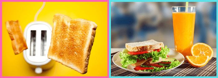 Aumentar la energía con un desayunos